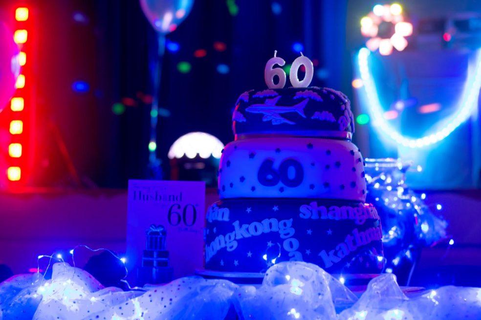 When 60 feels like 16